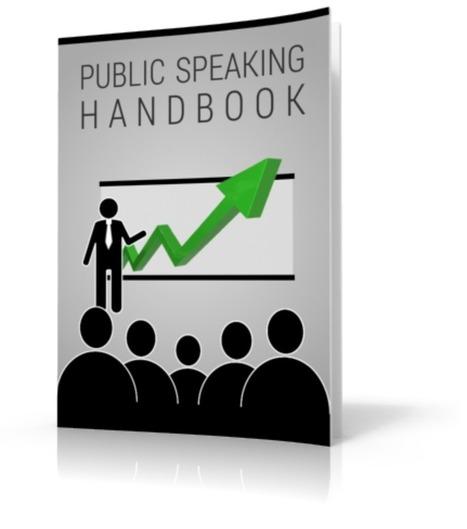 Public Speaking Handbook | Wealth Within Your Reach | Scoop.it