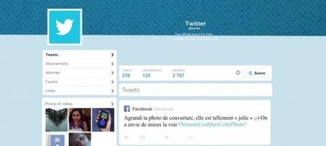 Twitter : Le secret des nouveaux profils web dévoilé - WebLife | E-marketing et les réseaux sociaux | Scoop.it