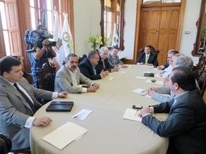 Pactan alcaldes homologación en reglas de tráns... | Cultura vial | Scoop.it