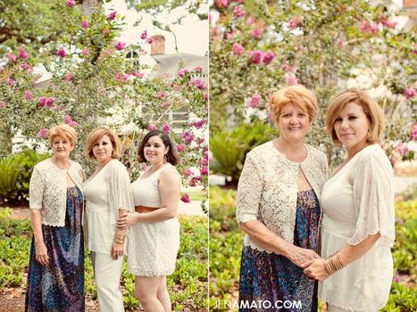 The Martinez's :: 4 Generations | Oak Alley Plantation: Things to see! | Scoop.it