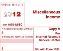 Filing Your Taxes? 4 Key Facts About IRS Form 1099 | Realms of Healthcare and Business | Scoop.it