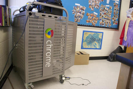 Private school's Chromebook program explains why Google's laptops have captured nearly 20% of the educational market | Technology used in FE or HE Classrooms | Scoop.it