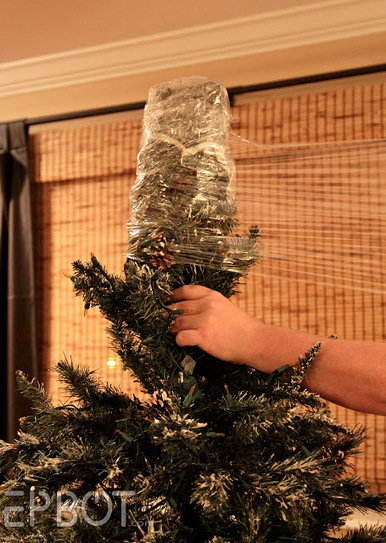 How To Shrink-Wrap Your Artificial Christmas Tree For Fun & Profit! | Fun Facts: Pre Lit Artificial Christmas Trees Walmart Has | Scoop.it
