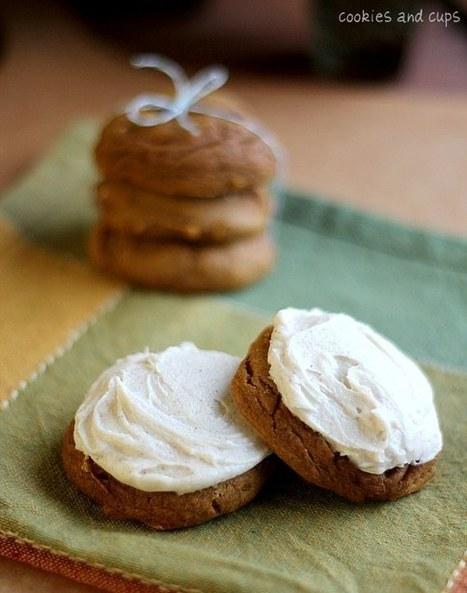 2 ingredient pumpkin cookies | All Things Cookie Baking | Scoop.it