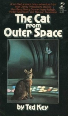 Here's a Bunch of Science Fiction Books with Cats on the Cover | Electric Literature | Science Fiction Golden | Scoop.it