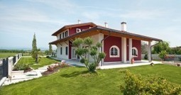 Looking for a safe and bio house in Italy? We have the wood home for you. Quickly! | La tua casa in legno | Scoop.it