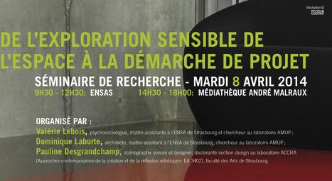 De l'exploration sensible de l'espace à la démarche de projet | HLM (Hors Les Murs). | Scoop.it