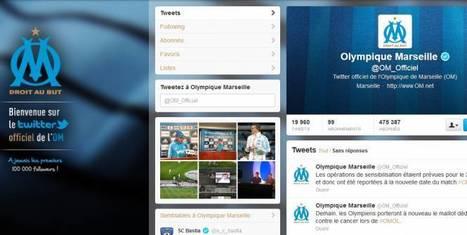L'OM champion des réseaux sociaux | community management | Scoop.it