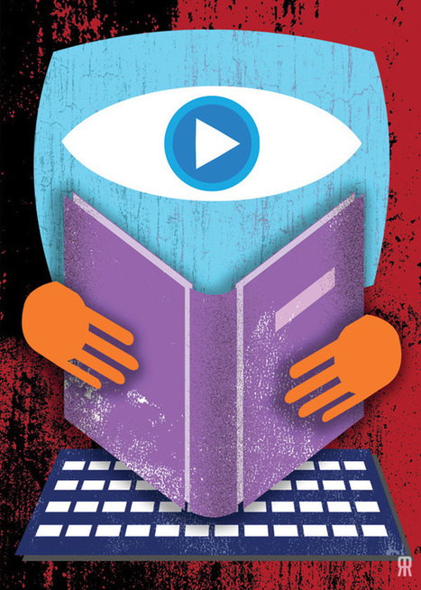 The Big Tease: Trailers are a terrific way to hook kids on books | Creativity in the School Library | Scoop.it