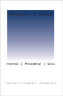 MIT Press Journals - Perspectives on Science - Abstract   Friday Thinking 19 April 2013   Scoop.it