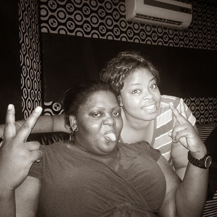 Actress Eniola Badmus Flaunts her sister-Photos | ChachaCorner | Scoop.it