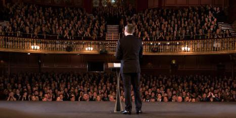 Les 8 secrets des plus grands speakers pour prendre la parole en public   La prise de parole en public   Scoop.it