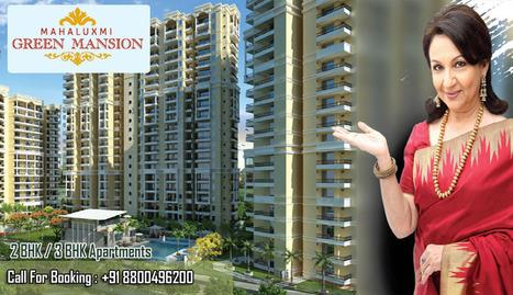 Mahaluxmi Green Mansion Greater Noida | 8800496200 | Mahaluxmi Green Mansion 2/3 BHK Residential Apartment/Flat at Near Pari Chowk, Greater Noida | Mahaluxmi Green Mansion | Scoop.it