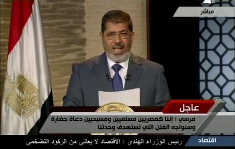 Les défis du nouveau président égyptien   Égypt-actus   Scoop.it