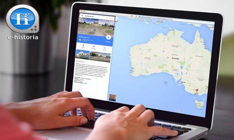 10 Herramientas Web Para Crear Mapas Digitales - E-Historia | Educacion, ecologia y TIC | Scoop.it