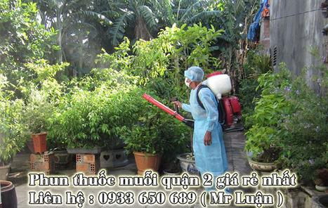 Phun thuốc muỗi quận 2 giá rẻ, uy tín LH:0933.650.689   Dịch  vụ diệt côn trùng   Scoop.it