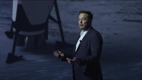 Tutte le risposte di Elon Musk nel suo Reddit AMA | Marte | Scoop.it