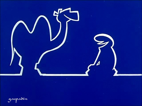 Watch La Linea, the Popular 1970s Italian Animations Drawn with a Single Line | Creativity. Innovation. Design. | Scoop.it
