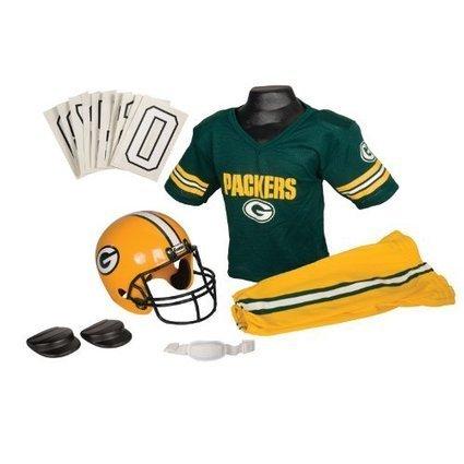 Halloween 2013 NFL Green Bay Packers Deluxe Youth Uniform Set, Medium from Franklin Sales $ Deals | Halloween Costumes 2013 | Scoop.it