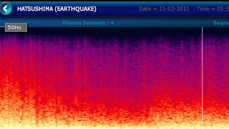 Japon : des scientifiques ont capté l'écho du séisme | TF1 News | Japon : séisme, tsunami & conséquences | Scoop.it