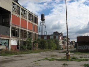 Détroit : dans les gravas l'herbe repousseverte | Urbanisme | Scoop.it