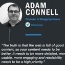 Comment créer du contenu qui fait mouche ? Les conseils de 10 experts | Usages professionnels des médias sociaux (blogs, réseaux sociaux...) | Scoop.it