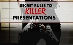 Top 3 Rules I Follow To Make Great Presentation Slides | PPTPOP | PowerPoint design | Scoop.it