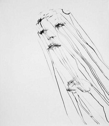 Surreal Portraits Created by Painting Developer Onto Photo Paper   Photography   Scoop.it