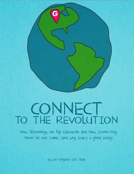 Announcing: Connect To The Revolution, an Ebook by Glogster EDU | Glogster EDU Ambassador Network | Scoop.it