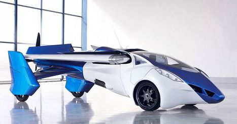 Inhabitat's Week in Green: Flying cars and an urban underground park | Heron | Scoop.it