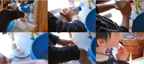 Ma maison Montessori : la salle de bain - Merci qui ? MERCI ... | pédagogie montessori | Scoop.it