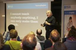 Seminars | EnglishAgenda | British Council | Language Learning: Digital tools and virtual spaces | Scoop.it