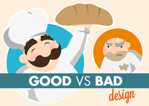 Why Good Web Design is Never Half-baked - Business 2 Community | Web Development | Scoop.it