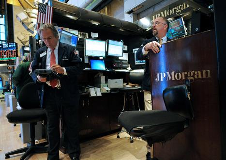 JPMorgan Profit Falls 19% on Trading, Mortgage Declines | Finance | Scoop.it
