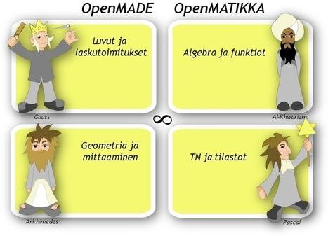 OpenMADE OpenMATIKKA   Matematiikka   Scoop.it