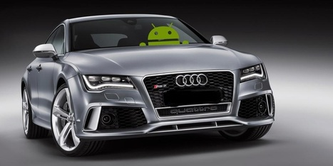 New Android Car System In Audi By Google To Counter APPLE's Ios Dashboard Integration With BMW, Honda, And Mercedes-Benz | Volkspares Ltd | Scoop.it