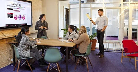 13 Hot Startups With Inspired Office Design | Lease Office Space | Scoop.it