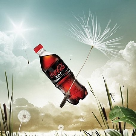 Coca-Cola Zero Creative Print | ADMAREEQ - Quality Marketing and Advertising Campaigns Blog | Marketing&Advertising | Scoop.it