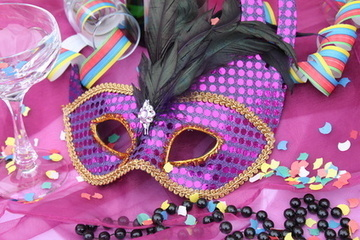 carnaval 2012 comment faire un masque pour ca. Black Bedroom Furniture Sets. Home Design Ideas