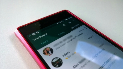 WhatsApp now encrypts messages end-to-end | Linguagem Virtual | Scoop.it
