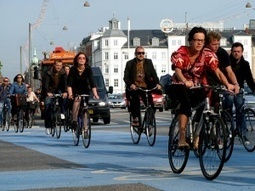 One mile on a bike is a $.42 economic gain to society, one mile driving is a $.20loss | Collaborative Culture Emerging | Scoop.it