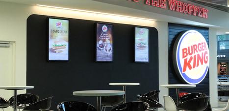 La recette de Burger King pour faire son come-back dans l'Hexagone | What's new in business? | Scoop.it