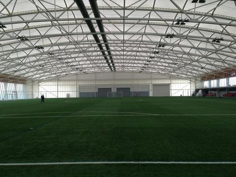 Twitter / rsmedcalf: Incredible facility ... | Management, sports facility | Scoop.it