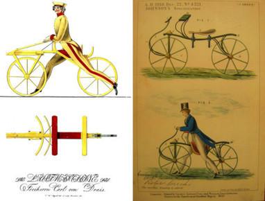 Hoy es el Día Mundial de la Bicicleta. Conoce la evolución de un vehículo que nos acompaña desde hace más de doscientos años | en bici verde | Scoop.it
