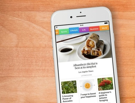 Develop App like SmartNews - A Machine Learning News Discovery App | Mobile Web Development | Scoop.it