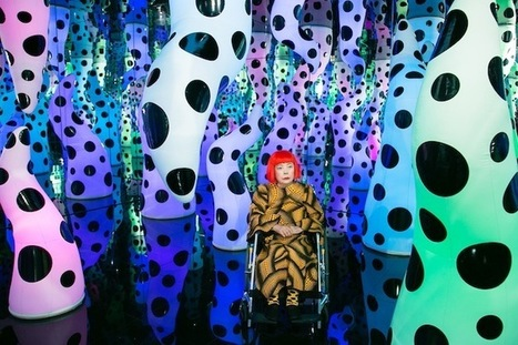 A Glittering LED Wonderland That People Are Waiting Hours to See | Wired Design | Wired.com | Daily Magazine | Scoop.it