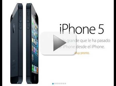 iPhone 5: ¿Con qué compañía te sale más rentable? [VÍDEO] | WEBOLUTION! | Scoop.it