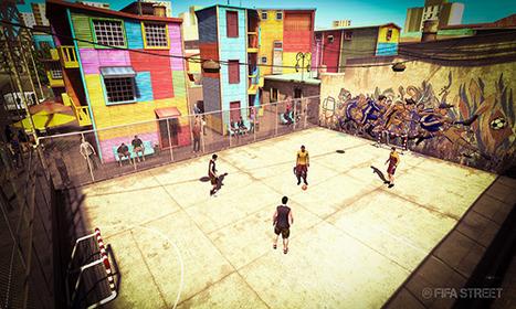 العاب سيارات كرة القدم في الشارع | edumooc 4 all | Scoop.it