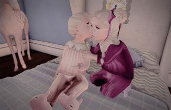 Sisterly Secrets....   亗 Second Life Kids Lookbook 亗   Scoop.it