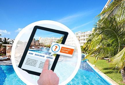 Holiday Begins or 5 Tips to Provide Excellent Support with Hotel Reservations   Live Chat Blog   Customer Relations   Scoop.it